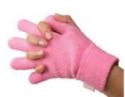 Blue Gel Gloves to Moisturise hand