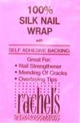 Rachels Adhesive Silk Nail Wrap (Pink)