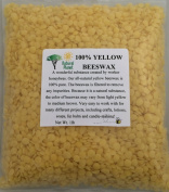 Natural Planet BEESWAX PELLETS, YELLOW candles lip balm