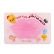 TONY MOLY Kiss Kiss Lovely Lip Patch (5P)