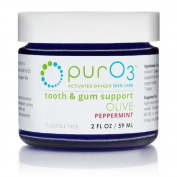 PurO3 Tooth and Gum Support with Ozonated Olive Oil
