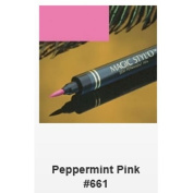 Magic Styl'o Semi Permanent Pen - Peppermint Pink