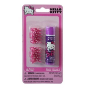 Hello Kitty Lip Balm and Hair Clips