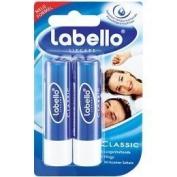 Labello Classic Duo 2 X4.8g Lip Balms