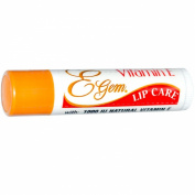 Carlson Labs Carlson Laboratories E-Gem Lip Care Tube, Fragrance Free