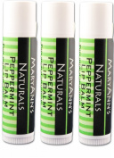 Mary Ann's Naturals Organic Handcrafted Lip Balm 3 Pack