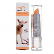 Rebirth Lanolin Lip Balm with Vitamin E & Apricot Oil , with sunscreen, Product of Australia