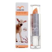 Rebirth Lanolin Lip Balm with Vitamin E & Apricot Oil , with sunscreen, Product of Australia