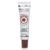 Rosebud Perfume Company Mocha Rose Lip Balm Tube, 15ml