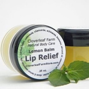 Cloverleaf Farm - Lemon Balm Lip Relief