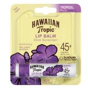 Hawaiian Tropic Moisturising Lip Balm Sunscreen, Tropical 5ml