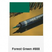 Magic Styl'o Semi Permanent Pen - Forest Green