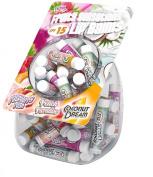 24 Fiesta Sun Fruity Sensations Lip Balm Display Deal Spf 15