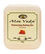 Aloe Veda Moisturising Bathing Bar Honey 100g