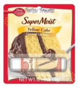 Betty Crocker Super Moist Yellow Cake Lip Balm 17287