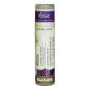 Eco Lips One World Relax, Lavender Lemon 5ml tubes