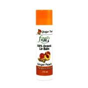 Finally Pure - Ginger Peach Lip Balm