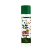 Finally Pure - Peppermint Candy Lip Balm for Kids