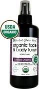 Herbal Choice Mari Organic Face & Body Skin Toner for pH Balance 200ml/ 6.8oz Spray