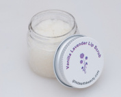 Lip Scrub Lavender Vanilla all natural by Good Earth Beauty