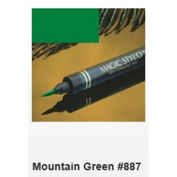 Magic Styl'o Semi Permanent Pen - Mountain Green