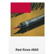 Magic Styl'o Semi Permanent Pen - Red Rose