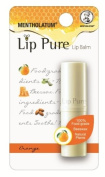 Mentholatum Lip Pure Lip Balm Orange