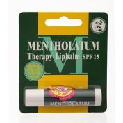 Mentholatum Therapy Lip Balm SPF 15 3.5 g., 5ml