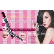 Mistine Magic Secret Moisture Shine Lip and Tint By Aum From Thailand