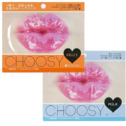 Pure Smile Choosy Lip Gel Mask - Milk and Fruit