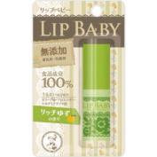 Rohto Mentholatum Lip Baby - Rich Yuzu