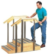 DSS Clinton Two-Sided Mini Staircase