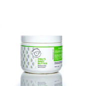 Pibu's Baby Butter Moisturising Baby Skin Care Cream, 240ml, Created By a Dermatologist Mom