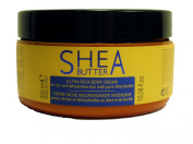 Phytorelax Shea Butter Ultra Rich Body Cream 300ml Flexible, Lustrous, Protects, Moisturises, Revitalises, Relaxes. Refreshes, Maintains Skin & Hair Moisture. Shea Butter Benefits to Skin and Hair. Shea Butter Can Be Used As a Soap, Shampoo, Conditi ..