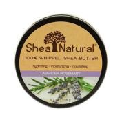 Shea Natural Whipped Shea Butter Lavender Rosemary -- 190ml