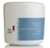 Wei East White Lotus Hydrating Throat and Decolletage Cream ~ 80ml