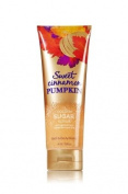Signature Fragrance Collection Golden Sugar Scrub Sweet Cinnamon Pumpkin
