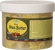 100% Pure Unrefined Raw Shea Butter (Yellow)- (1 Pound) From the Nut of the African Ghana Shea Tree.