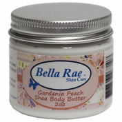 Bella Rae Gardenia Peach Shea Body Butter 60ml