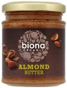 Biona Organic Almond Butter 170 g