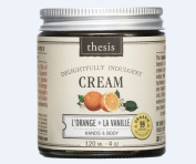 Body Cream - Raw Shea Butter - Orange Vanilla