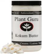 Kokum Butter Refined Raw 1 Lb (470ml)