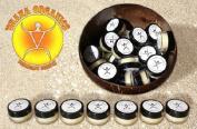 Organic Solid Hawaiian Perfume - 5ml - COCONUT SPICE