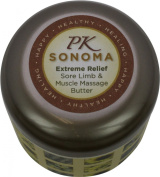 PK Sonoma Extreme Relief Sore Limb and Muscle Massage Butter