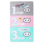 Holika Holika Pig Nose Clear Black Head 3-step Kit (5ö)