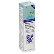 Derma E Sunscreen - Body Antioxidant - 120ml