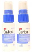 Cavilon No Sting Barrier Film - 28 ml Spray - Pack of 2