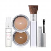 Pur Minerals Start Now Kit, Medium Dark
