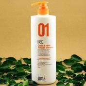 amos Colour and Perm Solution Shampoo/ Made in Korea