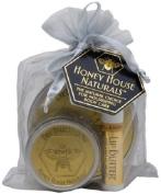 Honey House Naturals Bee Bar® Large Gift Bag set Hawaiian Fragrance